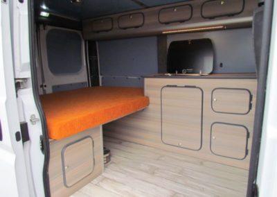 Fiat Ducato Camper Renting Fuerteventura - Fuerte Camper Van