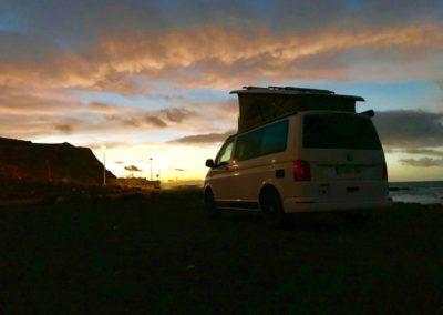 VW California Renting Fuerteventura - Fuerte Camper Van